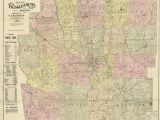 Northwood Ohio Map Map Landowners Real Property Library Of Congress