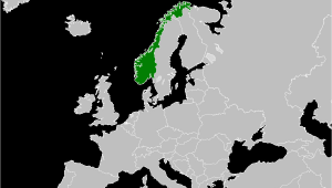 Norway England Map atlas Of norway Wikimedia Commons