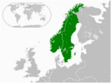 Norway England Map Union Between Sweden and norway Wikipedia