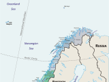 Norway On Europe Map atlas Of norway Wikimedia Commons