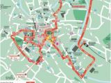 Norwich England Map Map Of tour From Brochure Picture Of City Sightseeing norwich