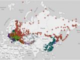 Nuclear Fallout Map Canada Mapping the Us Nuclear War Plan for 1956 Restricted Data