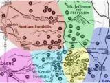 Oakridge oregon Map Map Of Oakridge oregon Salt Creek Falls Oakridge 2019 All You Need