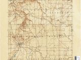 Oberlin Ohio Map Ohio Historical topographic Maps Perry Castaa Eda Map Collection