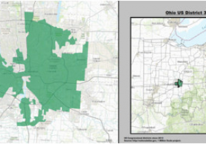 Ohio 12th Congressional District Map Ohio S 3rd Congressional District Wikipedia