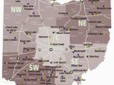 Ohio Amish Map List Of Ohio State Parks with Campgrounds Dreaming Of A Pink