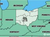 Ohio area Codes Map where is area Code 614 Map Of area Code 614 Columbus Oh area Code