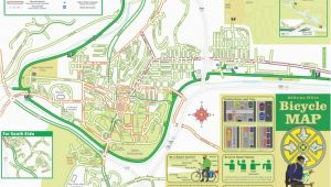 Ohio Bike Trail Map Cycle Path Bicycles the Cycle Logical Choice In athens Ohio