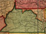 Ohio Central Railroad Map Railroads Of the Civil War