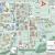 Ohio Colleges and Universities Map Oxford Campus Maps Miami University