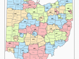 Ohio County Map Pdf Ohio 3 Digit Zip Code areas State Library Of Ohio Digital Collection