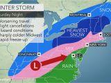 Ohio Edison Outage Map Ohio Edison Outage Map with Midwestern Us Wind Swept Snow