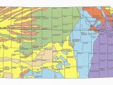 Ohio Geological Map Geologic Maps Of the 50 United States