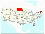 Ohio Interstate Map Map Of the United States Highways Valid Map Interstate Highways In