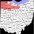 Ohio Map by Counties northwest Ohio Travel Guide at Wikivoyage