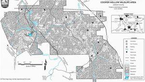 Ohio Public Hunting area Maps Cooper Hollow Wildlife area