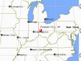 Ohio Radon Map Pleasant Hill Ohio Oh 45359 Profile Population Maps Real