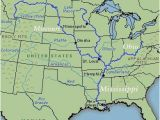 Ohio River Depth Map Ohio River Location On Map Secretmuseum