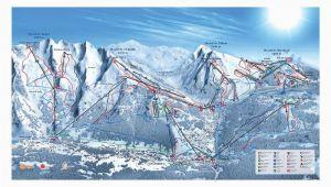 Ohio Ski Resorts Map La Clusaz Ski Resort Guide Location Map La Clusaz Ski Holiday