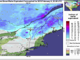 Ohio Snow Emergency Levels Map Nerfc Snow Page