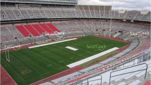 Ohio State Stadium Seating Map Ohio Stadium Section 30 C Seat Views Seatgeek