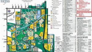 Ohio State University Parking Map Main Campus Map 01 13 2019