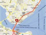Ohio tourist attractions Map Our istanbul Walking tour Map istanbul In A Day Oh the Places We