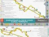 Ohio towpath Map 102 Best Bike touring Images In 2019 Biking touring Bicycle
