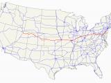 Ohio Traffic Map U S Route 40 Wikipedia