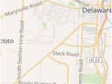 Ohio Wesleyan University Map Delaware Ohio Travel Guide at Wikivoyage