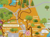 Ohio Wildlife area Maps Maps Of Our Grounds the Dawes Arboretum In Newark Ohio