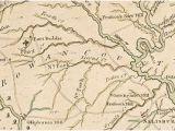 Old Map Of north Carolina fort Dobbs north Carolina Wikipedia