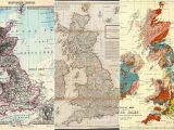 Old Maps northern Ireland Copyright Free Old Map Of Britain and Maps Of the Uk