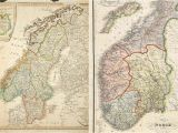 Old Maps northern Ireland Country Maps Archives Picture Box Blue