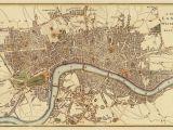 Old New England Maps London Antique Map Print 20 X 33 46 00 Via Etsy Art I Want