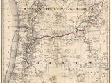Old oregon Maps 11 Best oregon Vintage Map Images Vintage Cards Vintage Maps