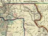 Old oregon Maps Secretmuseum Net Part 3