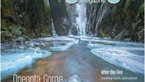 Oneonta Gorge oregon Map the Gorge Magazine Winter 2017 18 by the Gorge Magazine issuu