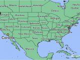 Ontario California On Map where is Corona Ca Corona California Map Worldatlas Com