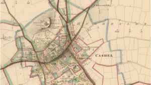Ordnance Survey Map Of Ireland Historical Mapping