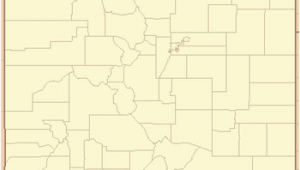 Ordway Colorado Map List Of Counties In Colorado Wikipedia