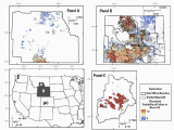 Oregon Blm Map Predicted Probability Risk Of Any Given Blm Allotment Not Meeting