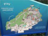Oregon Coast Aquarium Map Newport Aquarium Map 100 E Rivercenter Boulevard Covington Ky