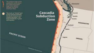 Oregon Coast Tsunami Map Fema Preparing for Magnitude 9 0 Cascadia Subduction Zone Earthquake