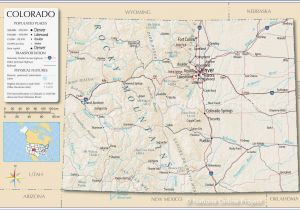 Oregon County Map with Major Cities Colorado Map with Counties and Cities Secretmuseum