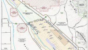 Oregon Dunes National Recreation area Map Sand Dunes In California Map Secretmuseum
