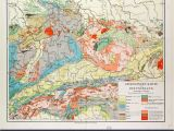 Oregon Geology Map Geological Map Stock Photos Geological Map Stock Images Alamy