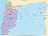 Oregon House Of Representatives District Map oregon S Congressional Districts Revolvy