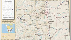 Oregon Mountain Ranges Map Colorado Mountain Range Map Secretmuseum