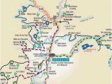 Oregon Radon Map Roseburg oregon Map Secretmuseum